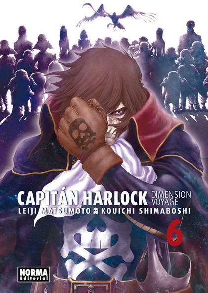 CAPITÁN HARLOCK DIMENSIONAL VOYAGE 6.