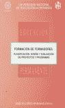 REF.86078EPO1 FORMACION DE FORMADORES:PLANIFICACION Y DISEÑO