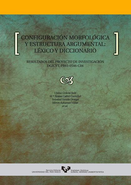 CONFIGURACION MORFOLOGICA Y ESTRUCTURA