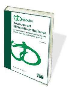 TÉCNICOS DE HACIENDA. CONTESTACIONES A LOS CUESTIONARIOS DEL PRIMER EJERCICIO (A