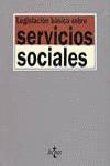 SERVICIOS SOCIALES LEGISLACION BASICA 2ªEDICION (163)
