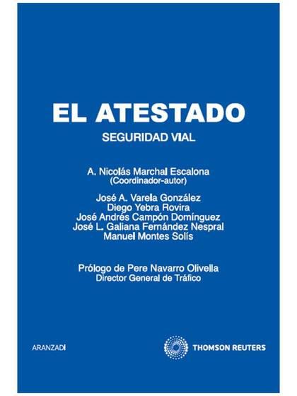 EL ATESTADO, SEGURIDAD VIAL