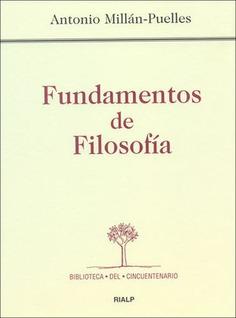FUNDAMENTOS DE FILOSOFIA