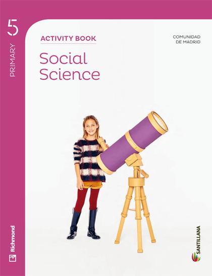 5PRI ACTIVIT BOOK SOCIAL SCIENC MAD ED15.