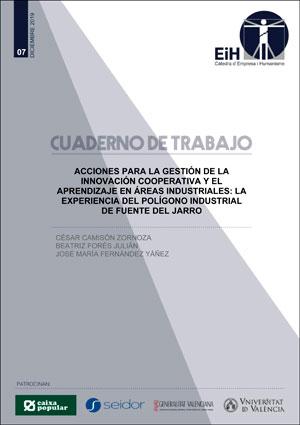 ACCIONES PARA LA GESTIÓN DE LA INNOVACIÓN COOPERATIVA Y EL APRENDIZAJE EN ÁREAS.