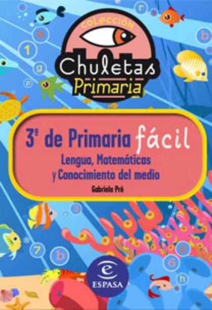 CHULETAS PARA 3 DE PRIMARIA