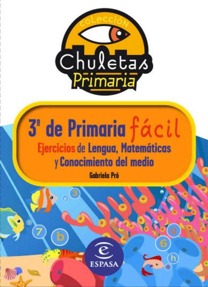 EJERCICIOS PARA 3 DE PRIMARIA
