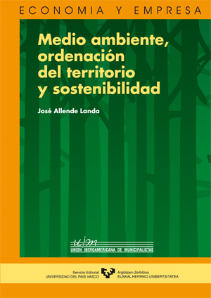 MEDIO AMBIENTE, ORDENACIÓN DEL TERRITORIO Y SOSTENIBILIDAD