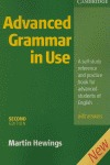 ADVANCED GRAMMAR IN USE WITH ANSWERA 2ª ED