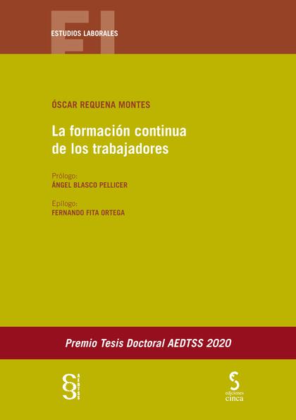 LA FORMACIÓN CONTINUA DE LOS TRABAJADORES.