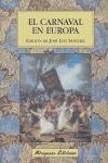 CARNAVAL EN EUROPA