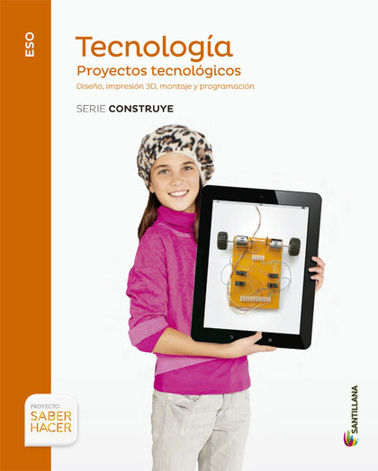 4ESO TECNOLOGIA X CAST ETAPA ED15. EDICION 2015