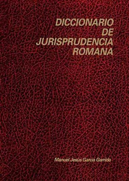 Diccionario de la Jurisprudencia Romana