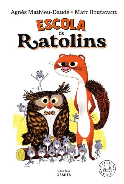 ESCOLA DE RATOLINS.