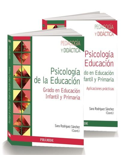 PACK-PSICOLOGÍA DE LA EDUCACIÓN. GRADO EN EDUCACIÓN INFANTIL Y PRIMARIA