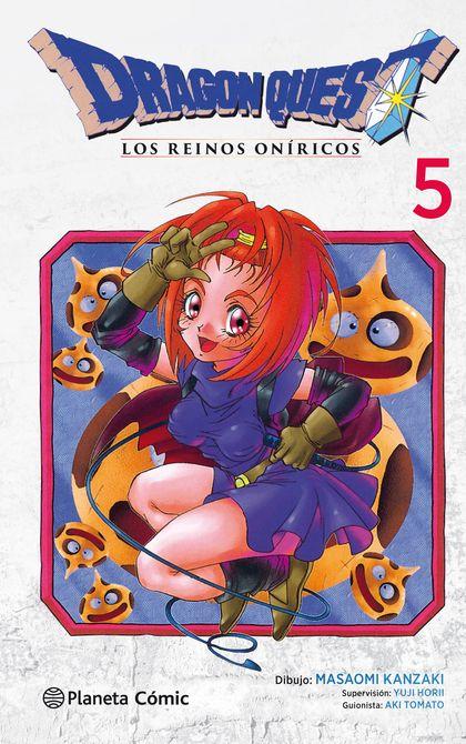 DRAGON QUEST VI Nº 05/10. LOS REINOS ONÍRICOS