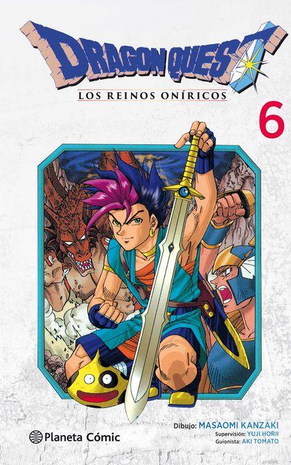 DRAGON QUEST VI Nº 06/10. LOS REINOS ONÍRICOS