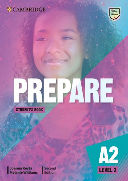 PREPARE SECOND EDITION. STUDENT´S BOOK. LEVEL 2