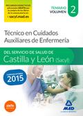 TÉCNICO EN CUIDADOS AUXILIARES DE ENFERMERÍA DEL SERVICIO DE SALUD DE CASTILLA Y.