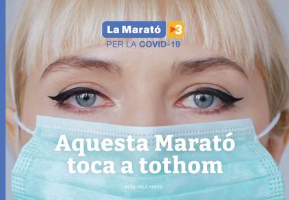 LLIBRE DE LA MARATO 2020. AQUESTA MARATÓ TOCA A TOTHOM