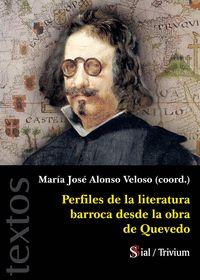 PERFILES DE LA LITERATURA BARROCA DESDE LA OBRA DE QUEVEDO