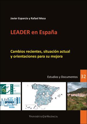 LEADER EN ESPAÑA                                                                CAMBIOS RECIENT