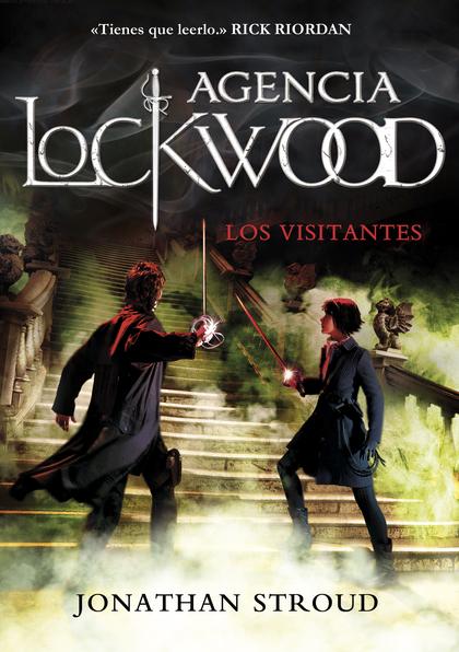LOS VISITANTES (AGENCIA LOCKWOOD 1).