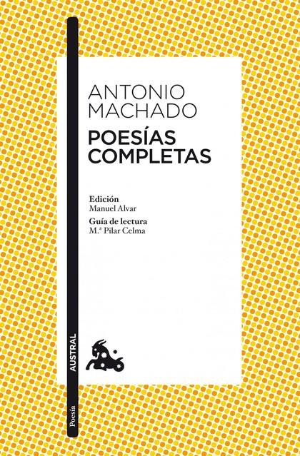 POESÍAS COMPLETAS.