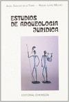 ESTUDIOS DE ARQUEOLOGÍA JURÍDICA