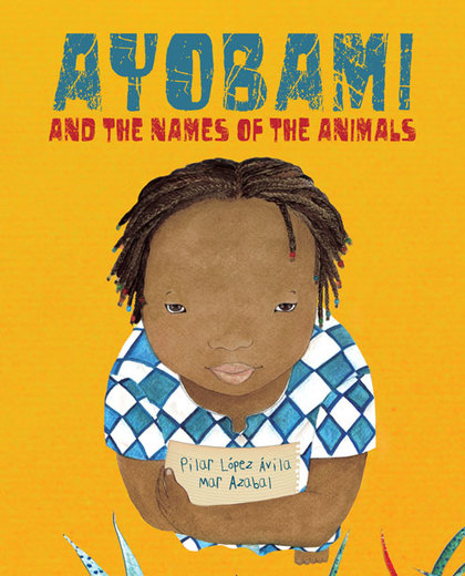 AYOBAMI AND THE NAMES OF THE ANIMALS.