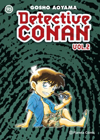 DETECTIVE CONAN II Nº 95.
