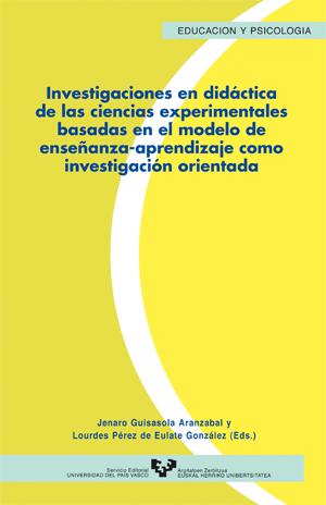 INVESTIGACIONES EN DIDÁCTICA DE LAS CIENCIAS EXPERIMENTALES BASADAS EN