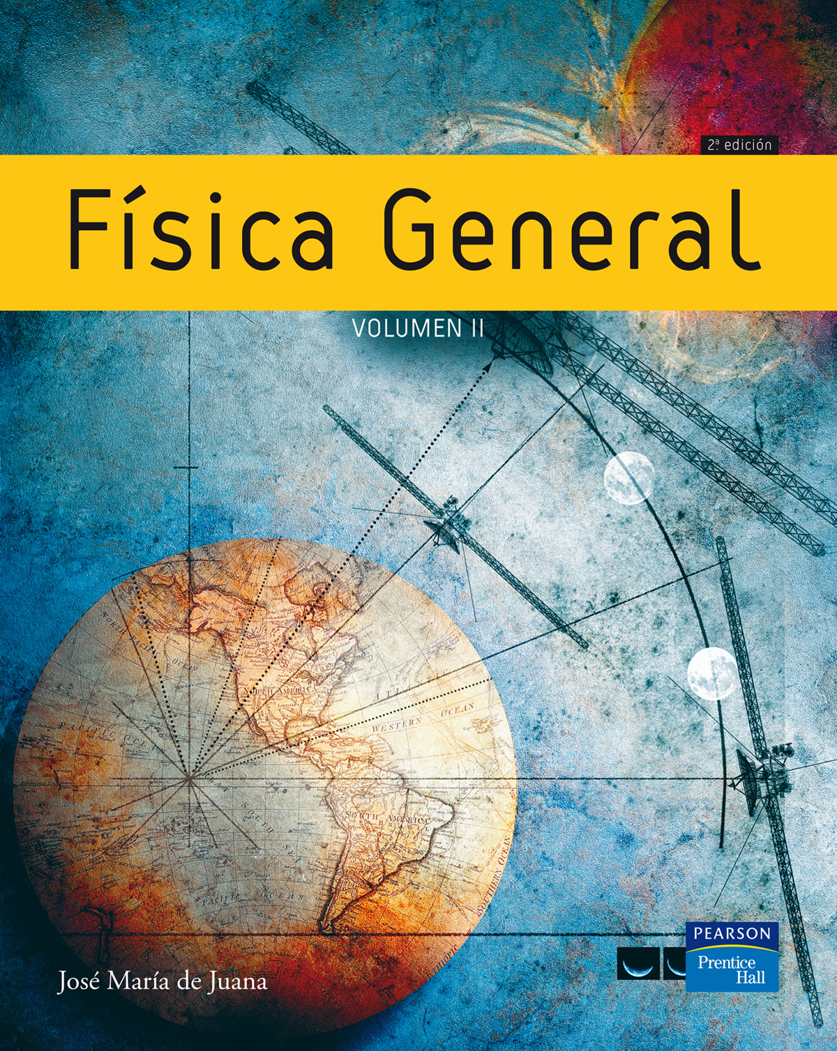 FÍSICA GENERAL. VOLUMEN II.