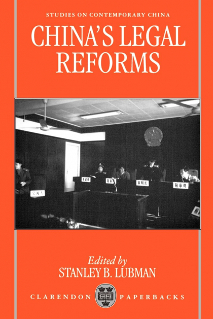 CHINA´S LEGAL REFORMS