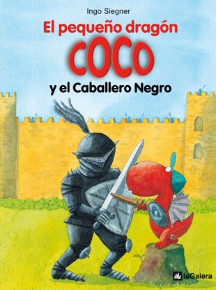 EL PEQUEÑO DRAGÓN COCO Y EL CABALLERO NEGRO. Nº 2