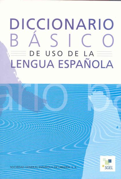 DICCIONARIO DE BOLSILLO LENGUA ESPAÑOL