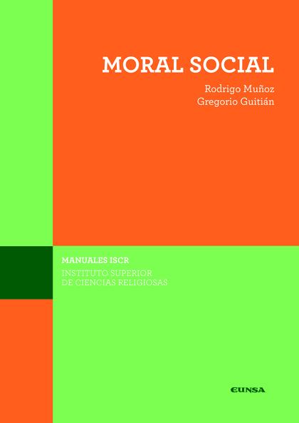 (ISCR) MORAL SOCIAL.