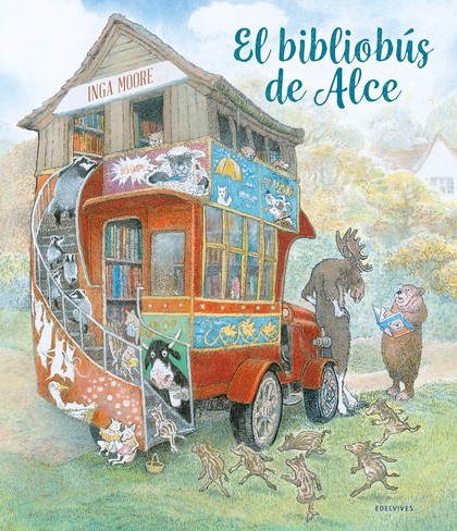 EL BIBLIOBÚS DE ALCE.