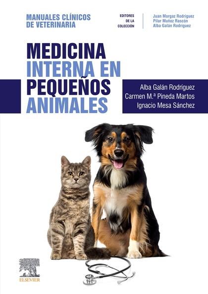 MEDICINA INTERNA EN PEQUEÑOS ANIMALES                                           MANUALES CLÍNIC
