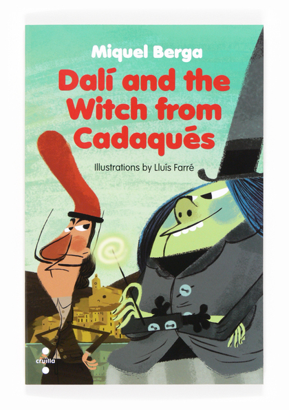 C-DALI AND THE WITCH FROM CADAQUES.