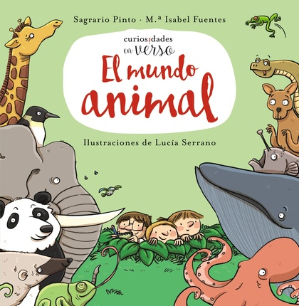 CURIOSIDADES EN VERSO. EL MUNDO ANIMAL.