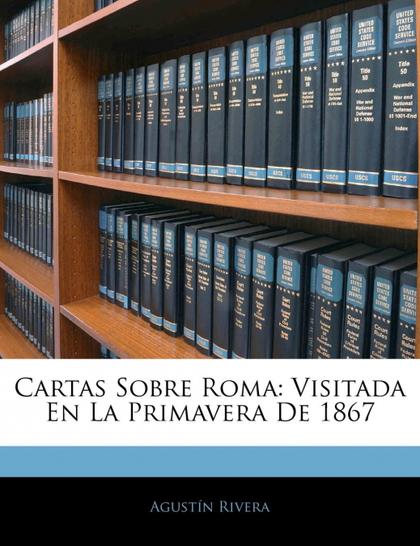 CARTAS SOBRE ROMA