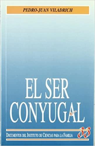 EL SER CONYUGAL