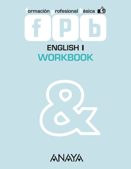 ENGLISH, 1 FORMACIÓN PROFESIONAL. WORKBOOK