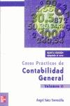 CONTABILIDAD GENERAL. CASOS PRÁCTICOS 5ª ED. (VOL. II)