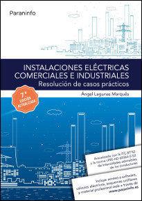 INSTALACIONES ELÉCTRICAS COMERCIALES E INDUSTRIALES. RESOLUCIÓN DE CASOS PRÁCTIC.