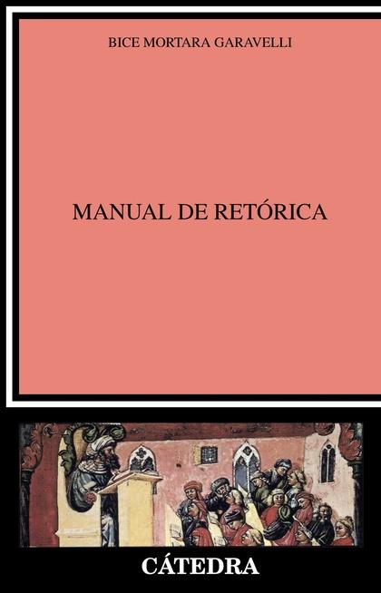 MANUAL DE RETÓRICA.