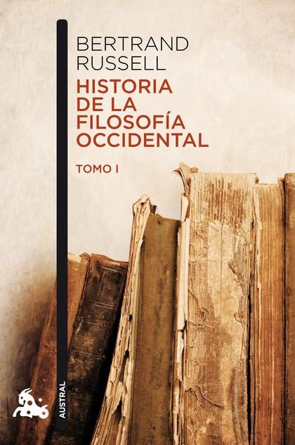 HISTORIA DE LA FILOSOFÍA OCCIDENTAL I.