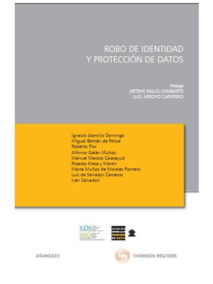 ROBO DE IDENTIDAD Y PROTECCIÓN DE DATOS