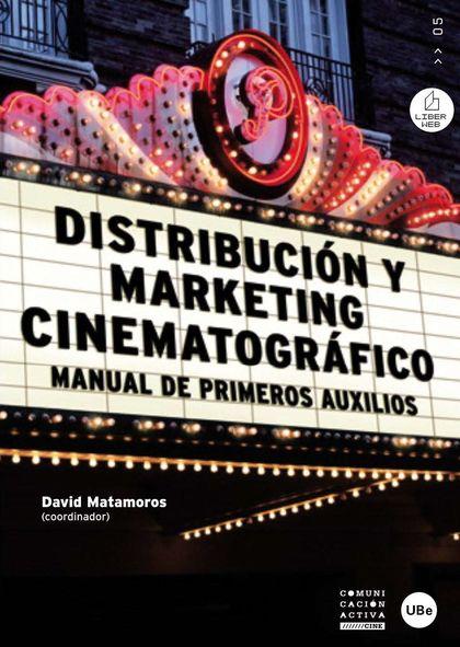 DISTRIBUCION Y MARQUETIN CINEMATOGRAFICO -MANUAL DE PRIMEROS. MANUAL DE PRIMEROS AUXILIOS
